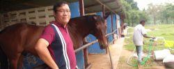 Preface of jamesphuadehorse.com