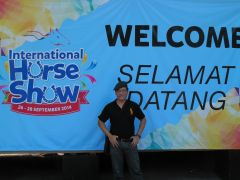 A Visit to International Horse Show 2014 organized by Selangor Turf Club Malaysia (STC)