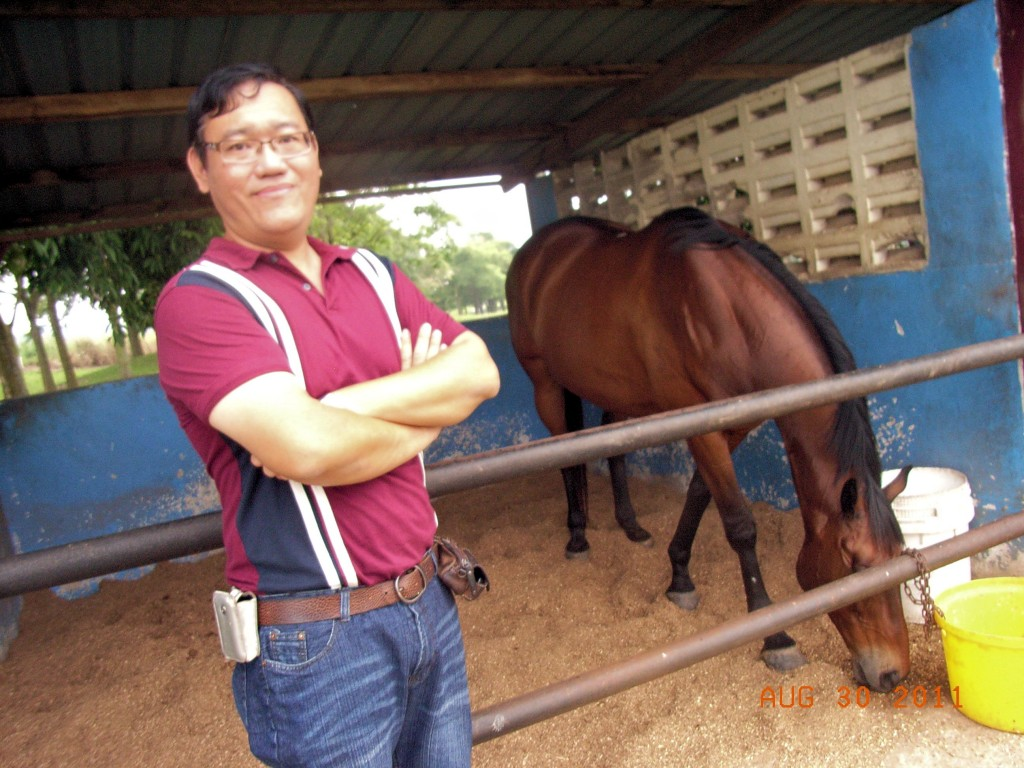 James Phua visited the Selangor Turf Club(STC) 06