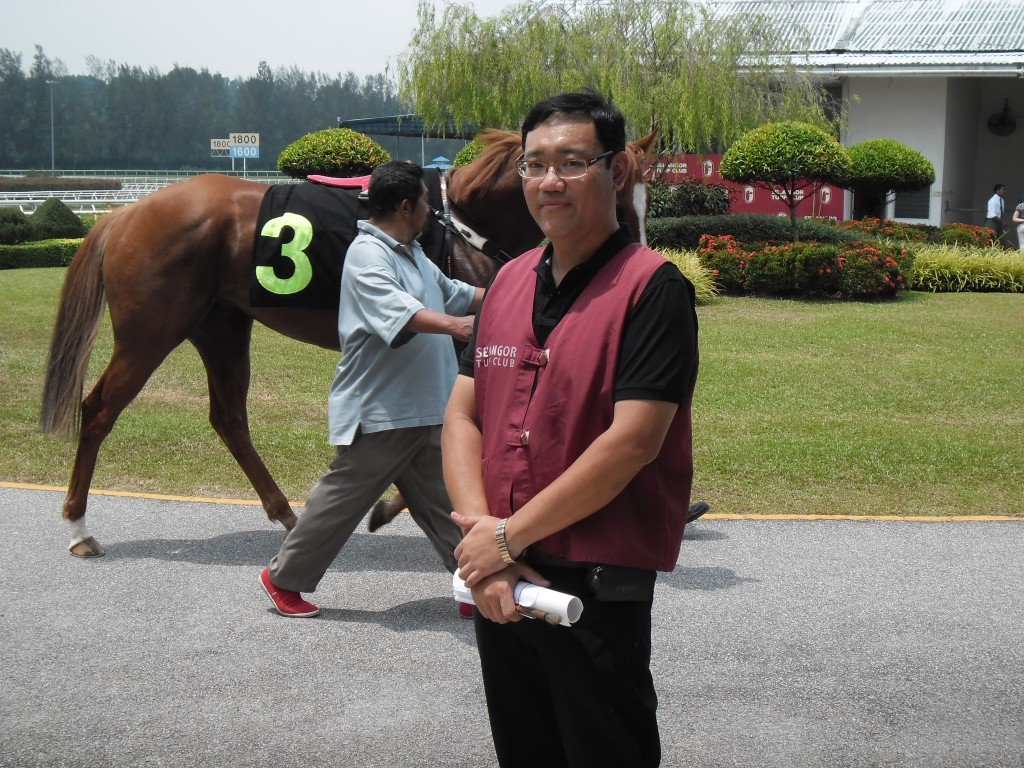 James Phua visited the Selangor Turf Club(STC) 02