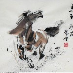 Success Upon Arrival Of Horse 马到功成