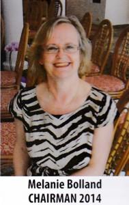 ABWM Chairman, Melanie Bolland.